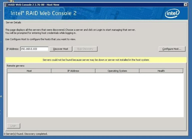 Intel esrt-2 sata  sas software raid driver for windows* download